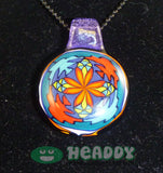 Brian Jacobson pendant - Headdy Glass