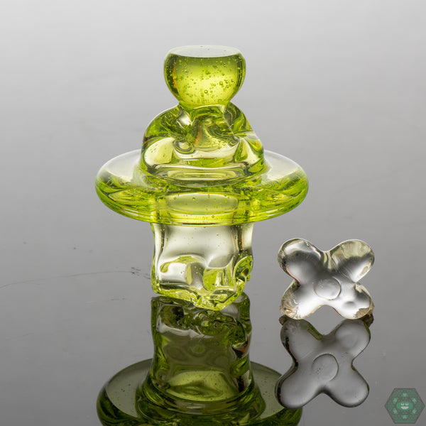 Teigeiro Glass Spinner Cap