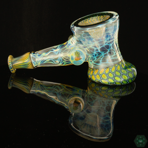 Hondo Glass Hammer - Gold Lip