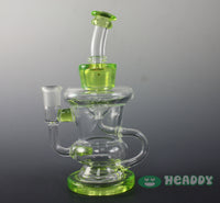 Siren Apparatus sublime klein recycler - Headdy Glass