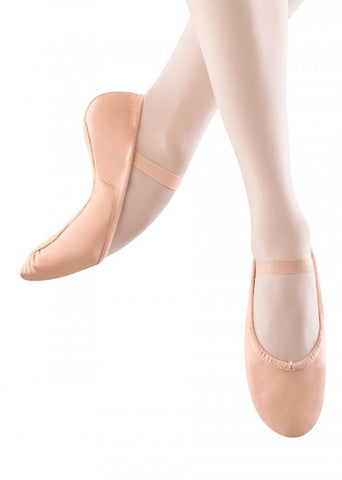 Bloch Leather Full Sole Ballet Shoe (SO205)