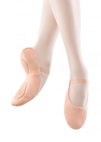 Bloch Leather Split Sole Ballet Shoe (SO258)