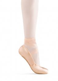 Bloch Demi Pointe Shoe (SO165)