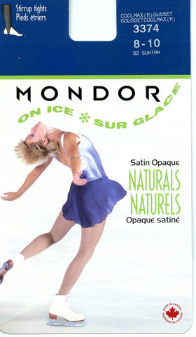 Mondor 3374 Stirrup Skate Tight