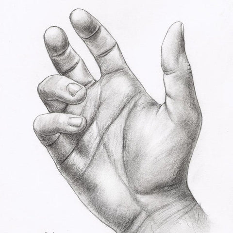 March 27 - DRAWING HANDS WORKSHOP - WKSH 006 OT