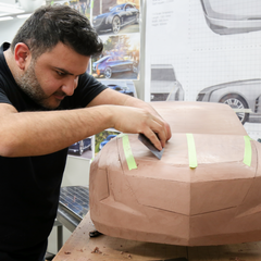 Professional Automotive Clay Modeling - FALL 2020 - ADTR 256 A - Certificate Program