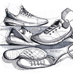 July 20- 24  Athletic Shoe Design Online Intensive – AEXP 104 TOA