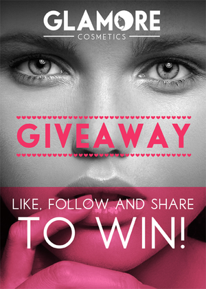 WIN with Glamore Cosmetics