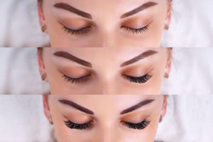 5 Easy Steps on How To Apply False Lashes.