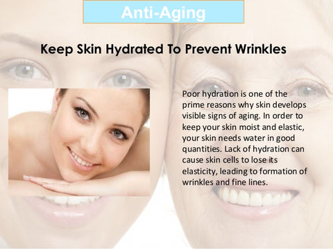 3 Ways For Keeping Your Skin Hydrated & Prevent Wrinkles 14