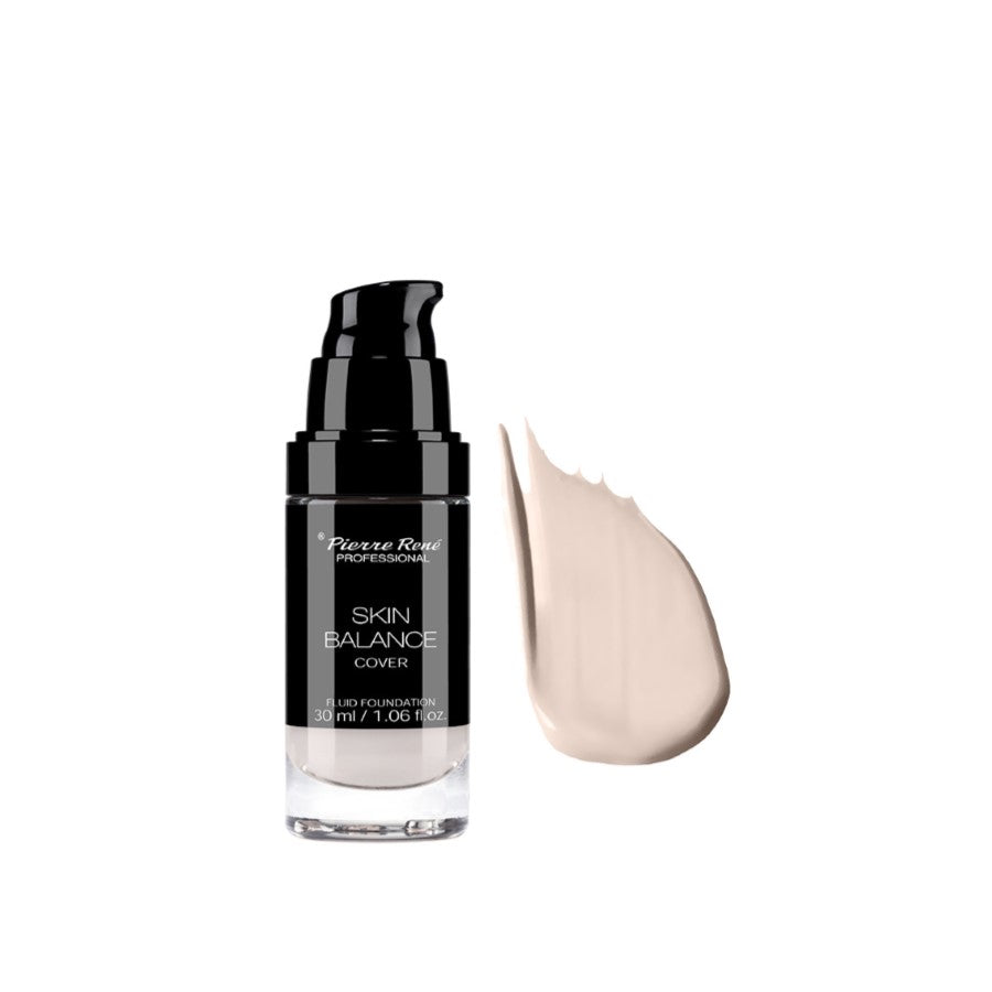 Pierre Rene' Skin Balance Foundation - 30 ml