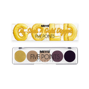 MIYO 5 Points Eye Shadow Limited Edition