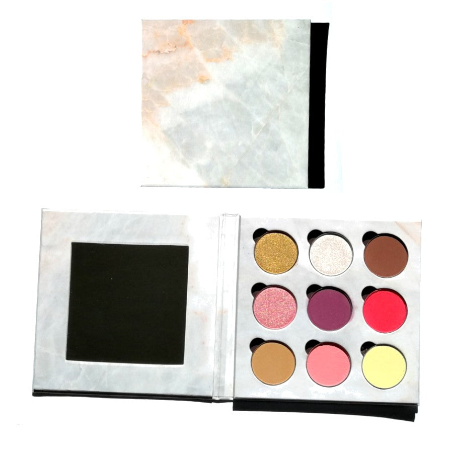 Glamore Cosmetics Princess Aurora  9 Piece Eyeshadow Palette