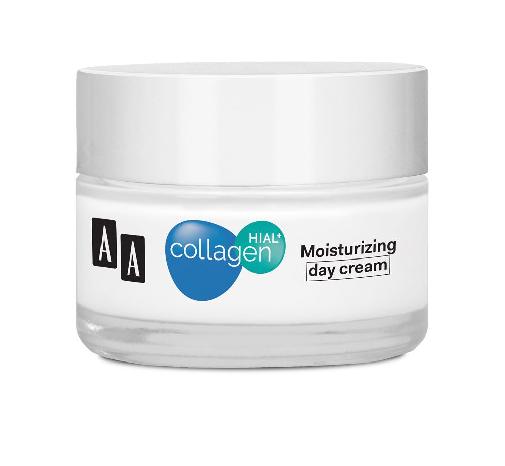 Collagen Hial + Firming and Moisturizing Day Cream (50 ml)