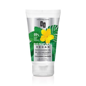 AA  Bio Natural Vegan Face Cleansing Gel
