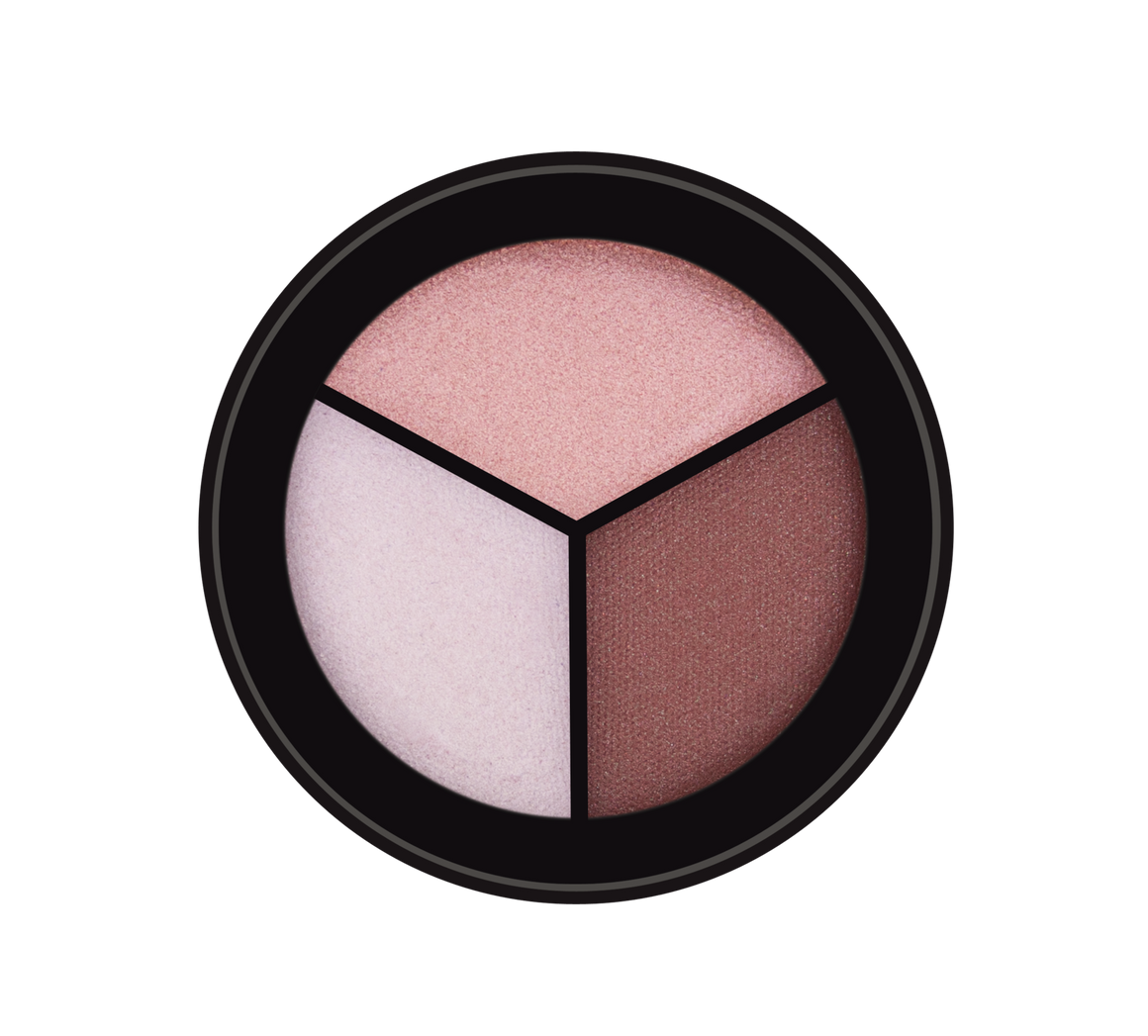 Hean Colour Stay On Trio Eyeshadow