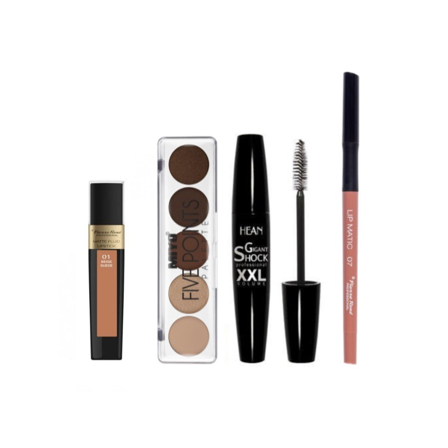 4 Piece Exciting Makeup Bundles
