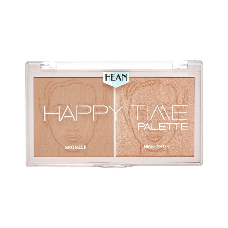 Hean Happy Time Palette Sunny 02