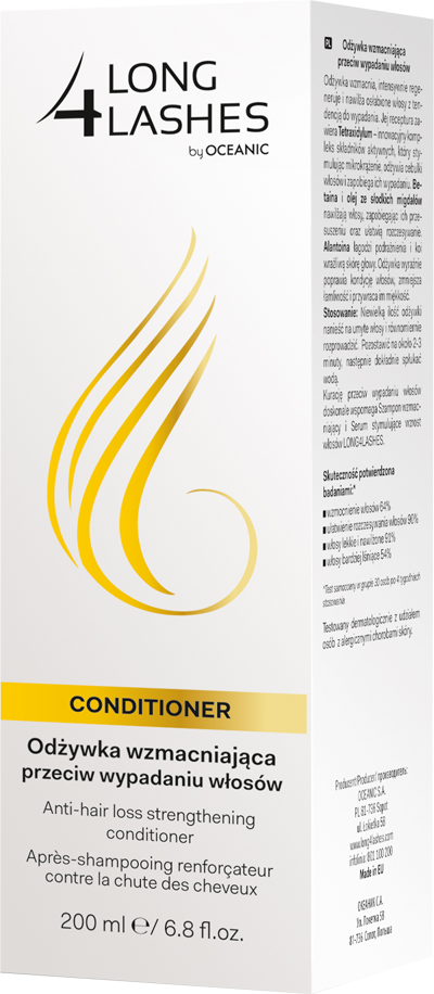 Long 4 Lashes Anti-Hair Loss Conditioner