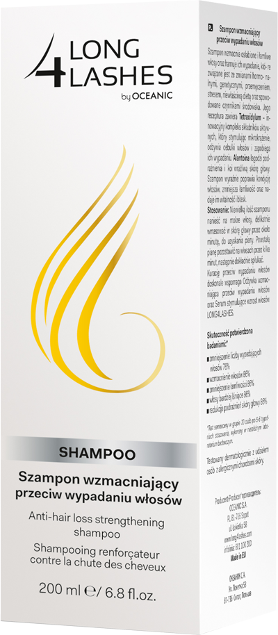 Long 4 Lashes Anti-Hair Loss Shampoo