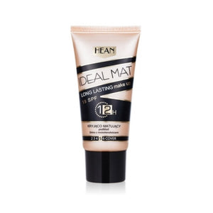 Ideal Mat Foundation - Long Lasting Makeup 30 ml