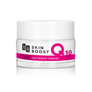 AA Skin Boost Day&Night Cream With Q10 - 50 ml