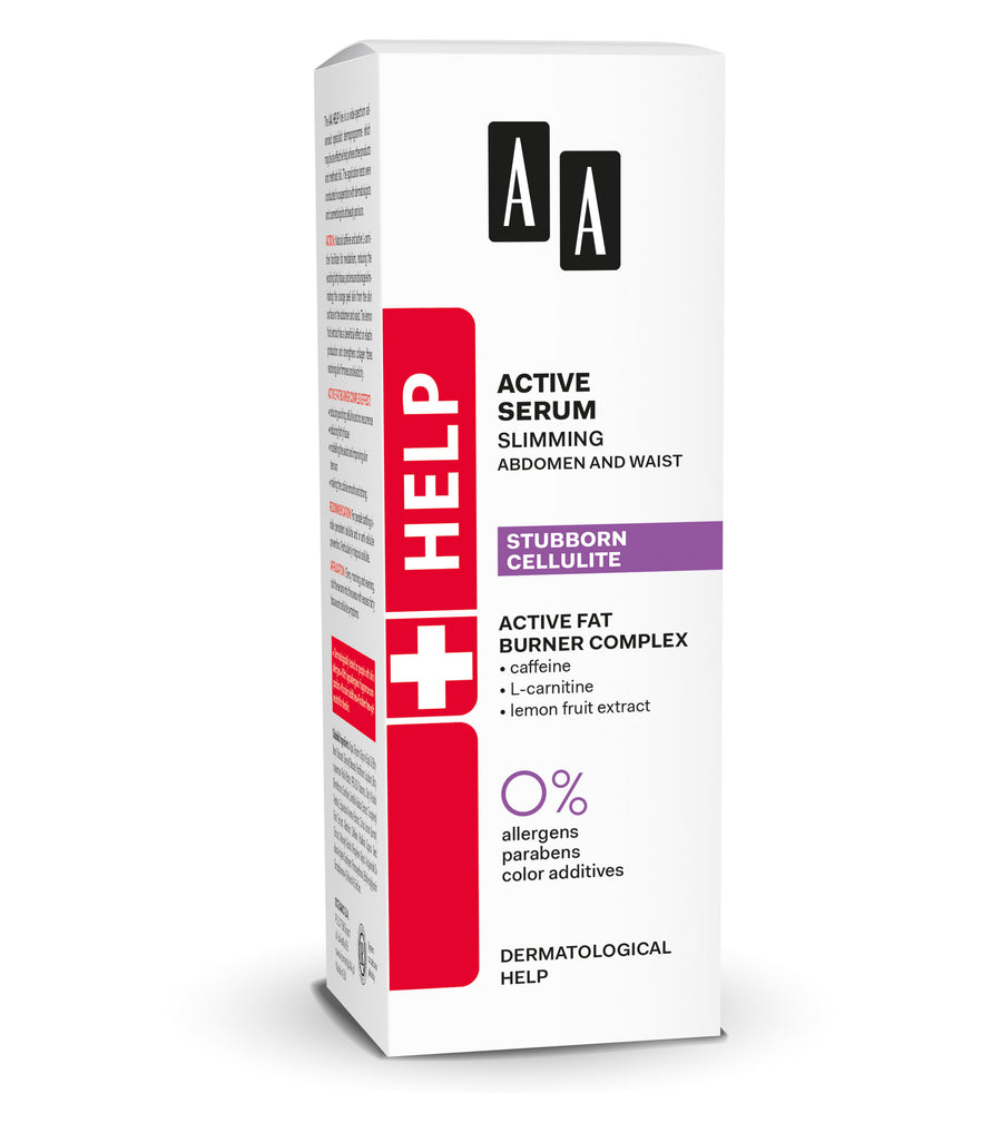 AA HELP Active Slimming Serum 200 ml