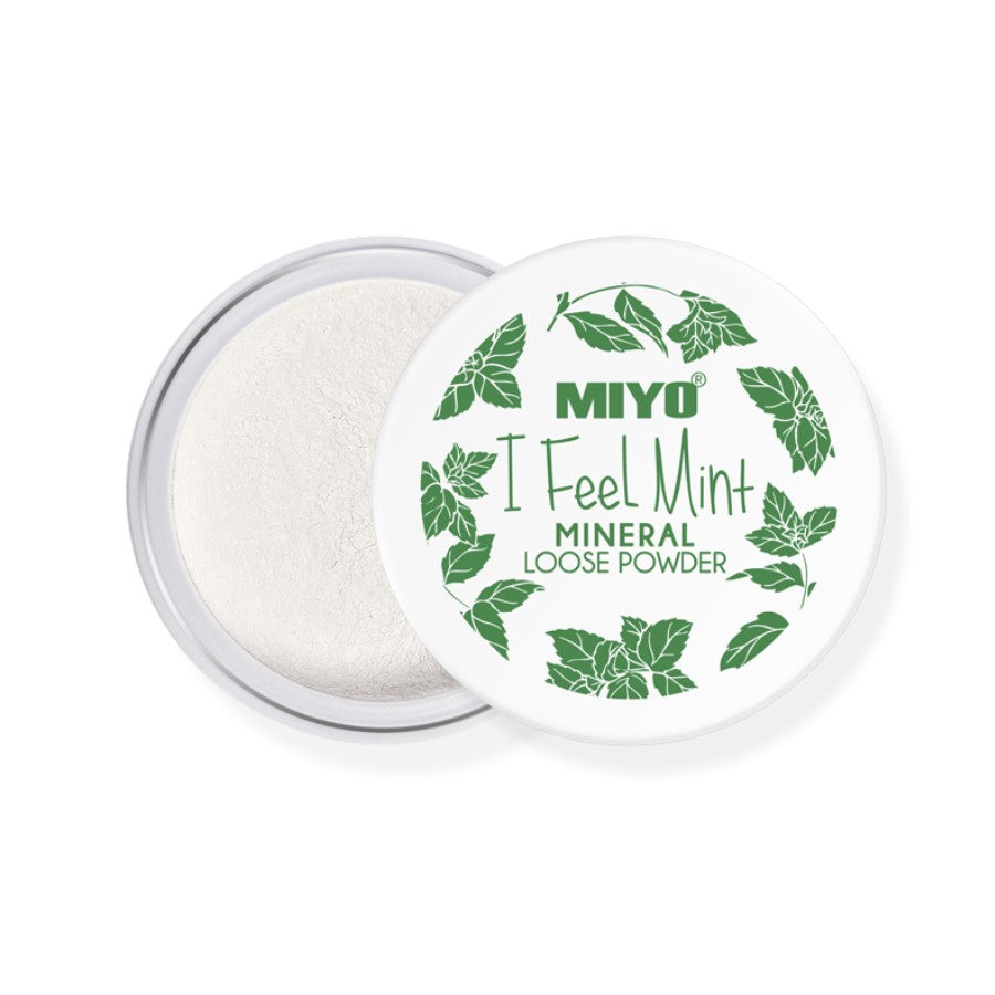 Miyo I Feel Mint Mineral Powder