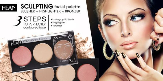 Sculpting Palette for contouring