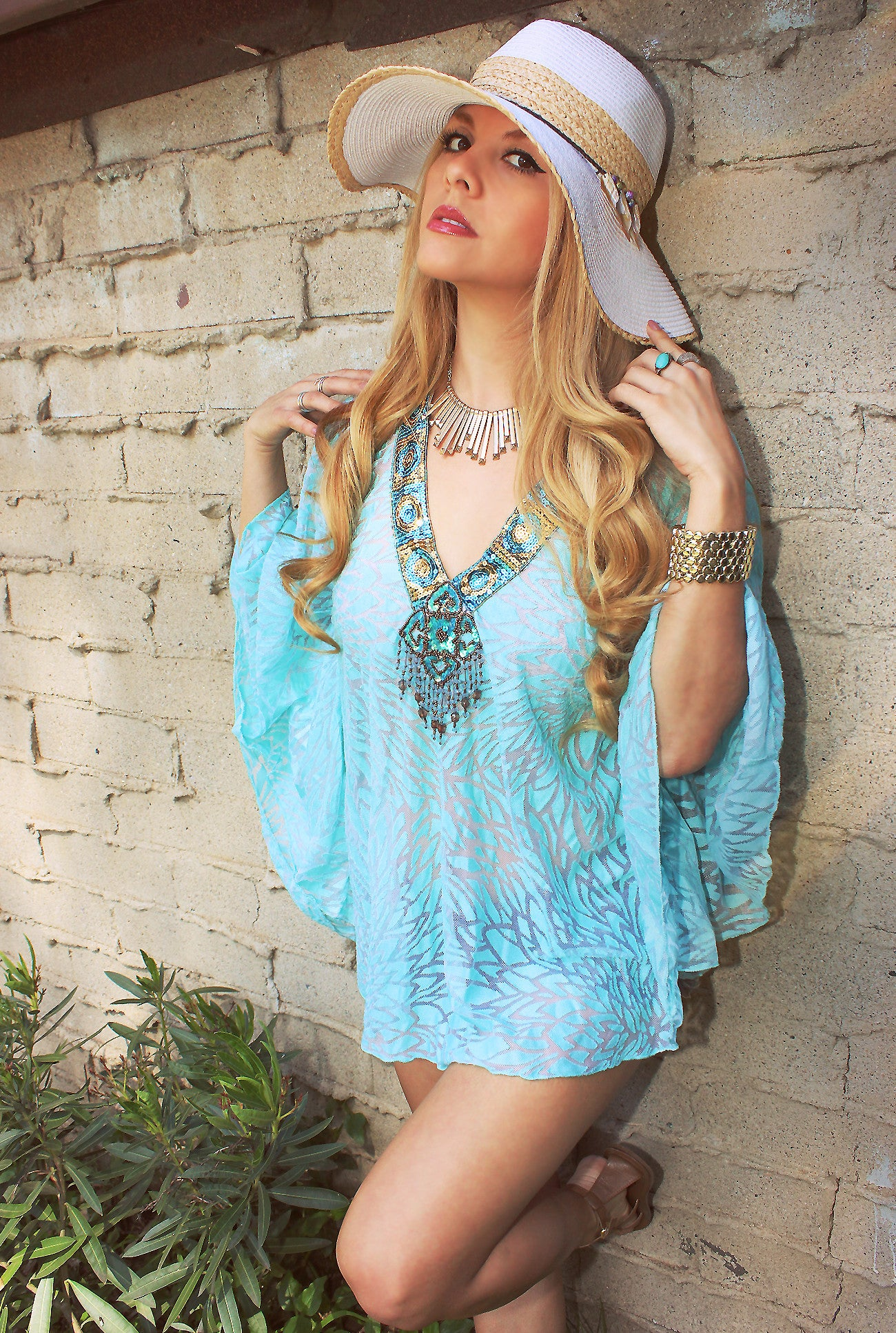 Rodeo Fox Bohemian Clothing and Boho Wedding dresses