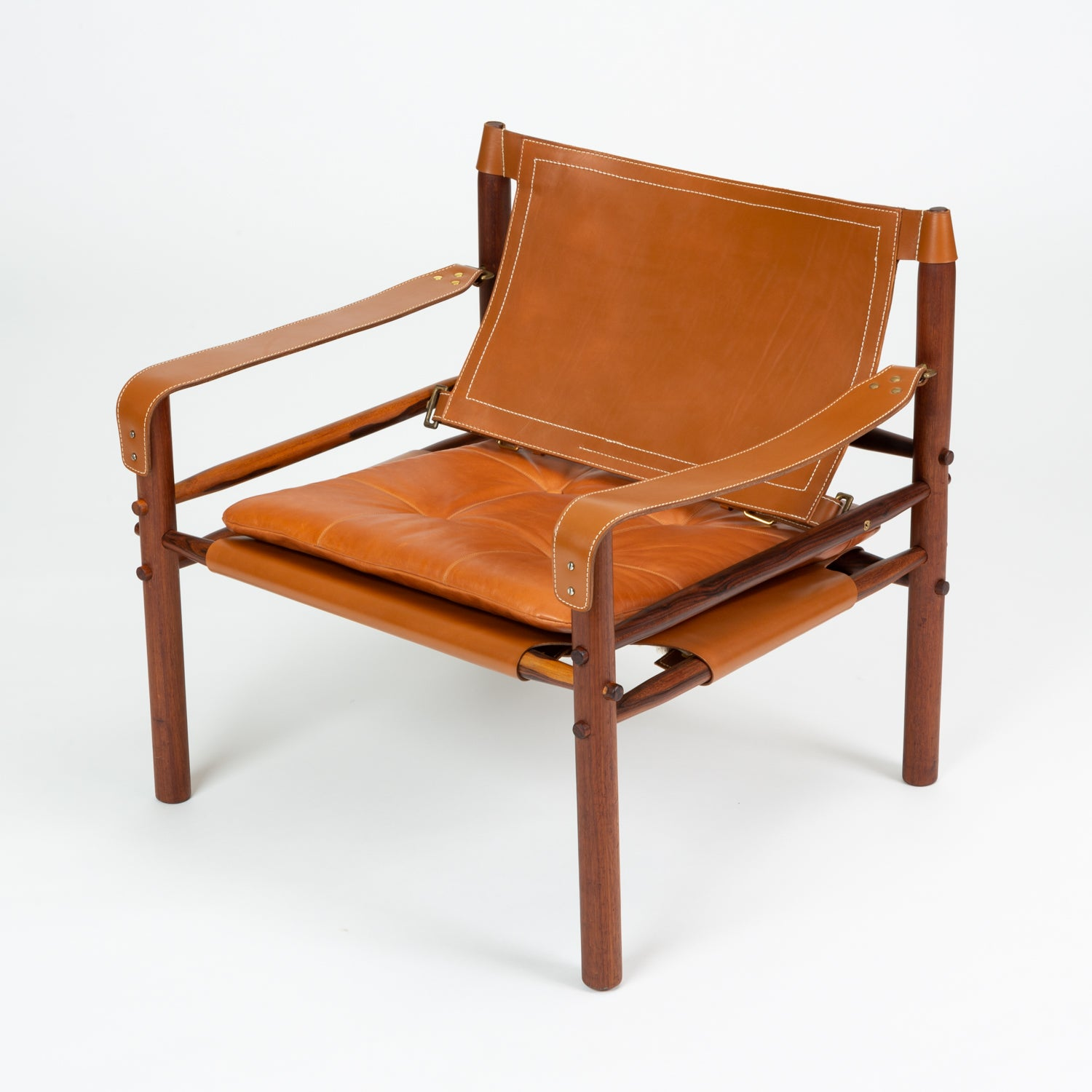 "Scanform-Edition ""Sirocco"" Lounge Chair by Arne Norell"
