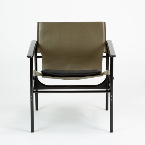ON HOLD****Pair of Charles Pollock Lounge Chairs for Knoll