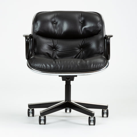 Executive Task Chair by Charles Pollock for Knoll