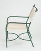Robert Lewis Bronze Patio Lounge Chair