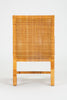 Set of Six Cane Dining Chairs by Danny Ho Fong for Tropi-Cal