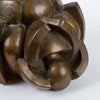 Bronze Abstract Sculpture by Camilo Otero