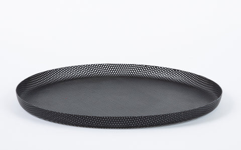 Perforated Steel Decorative Tray