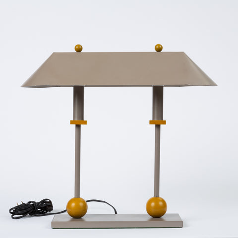 1990s Postmodern Desk or Table Lamp by Robert Sonneman for George Kovacs