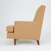 "Dunbar's High-Back ""Mr."" Lounge Chair by Edward Wormley"