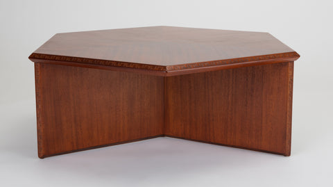 "Frank Lloyd Wright ""Taliesin"" Coffee Table for Heritage-Henredon"