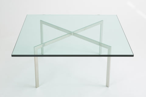 Barcelona Coffee Table by Ludwig Mies van der Rohe for Knoll