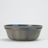 Blue Studio Pottery Serving Bowl