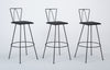 Modernist Wire Bar Stool