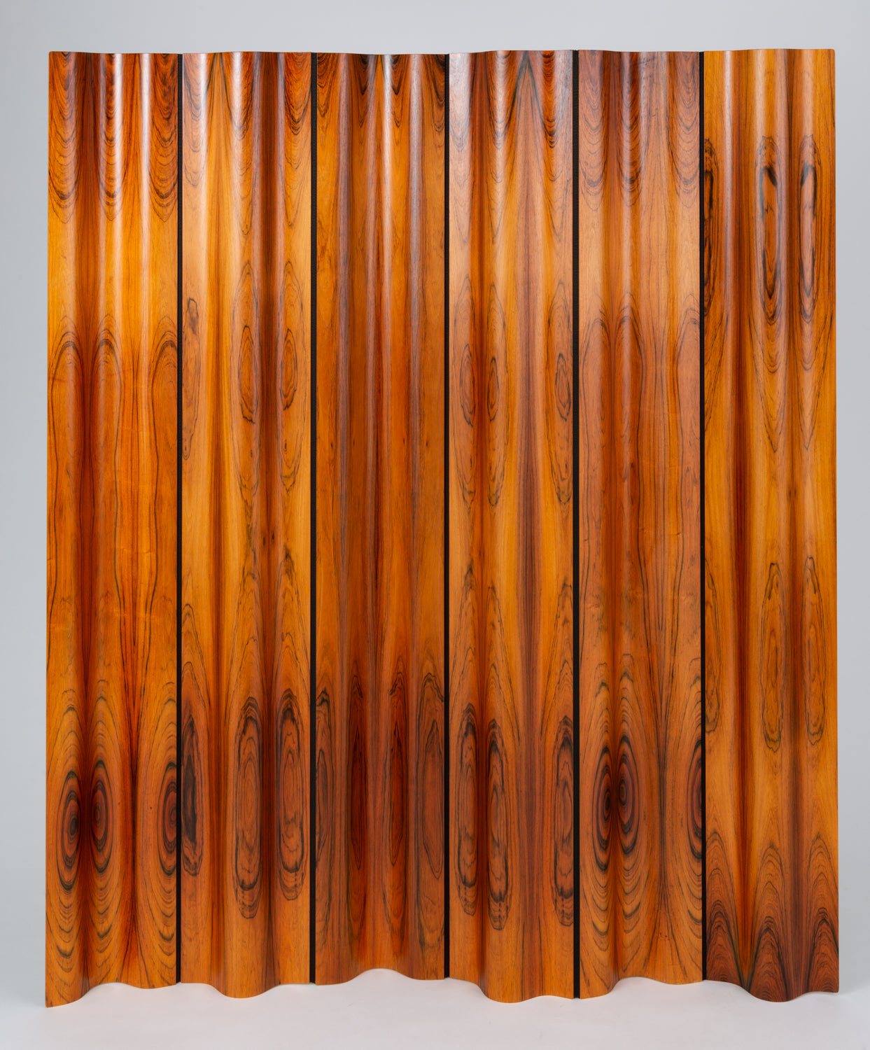 Rosewood FSW-6 Screen by Ray and Charles Eames for Herman Miller