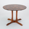"Sling Collection Round ""Mesa Redonda"" Dining Table by Don Shoemaker for Señal"