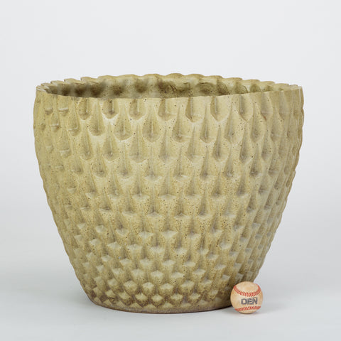 Phoenix-1 Planter in Beige Glaze by David Cressey for Architectural Pottery