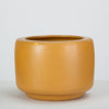 CP-13 Tire Planter by John Follis  for Architectural Pottery in Yellow Ochre Glaze