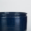 Pair of Blue-Glazed Earthgender Bowl Planters by David Cressey and Robert Maxwell