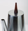 ON HOLD****Italian Modern Coffee Service with Rosewood Handles
