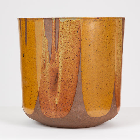 LT-24 Flame-Glazed Planter for Architectural Pottery